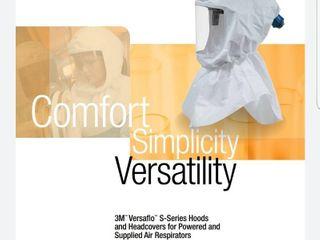 3M S 605 Versaflo S Series Replacement Hood for Headtop