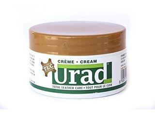 Urad leather Cream Red Brown
