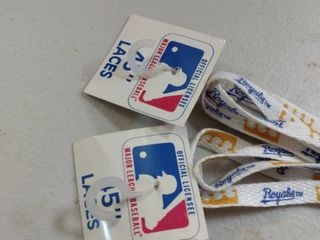 Mlb Team lot Of Shoelaces 45  Mitchellace