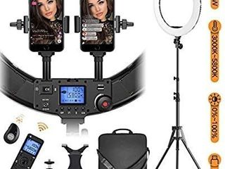 Ring light with Wireless Remote