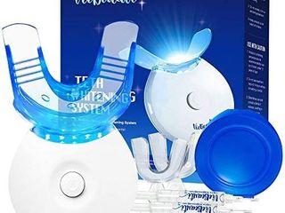 VieBeauti Teeth Whitening Kit   5X lED light Tooth Whitener