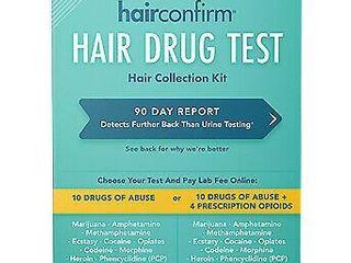 Hairconfirm Hair Drug Test