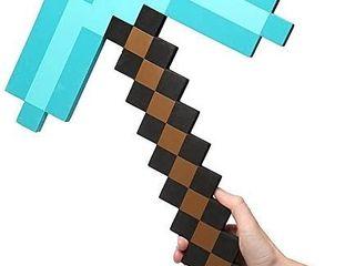Minecraft ThinkGeek Foam Diamond Pickaxe