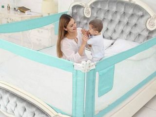 SURPCOS Bed Rail for Toddlers
