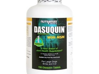 Nutramax Dasuquin with MSM for large Dogs   150 Tablets