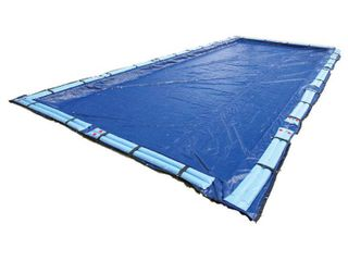 Blue Wave 18  x 36  15 Year Rectangular In Ground Pool Winter Cover