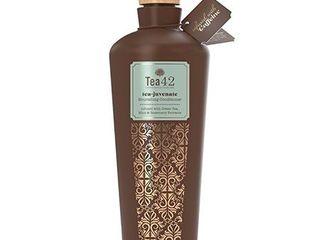 Tea42   Tea Juvenate Premium Nourishing   Herbal Infused Caffeinated Haircare  Sulfate Free  12 Ounce
