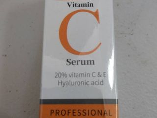 DermaxgenAr Pure Vitamin C 20  E   Hyaluronic Acid Face Serum Best Anti wrinkle