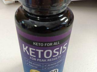 Sealed Keto Bhb Ketosis For Peak Results 60 Capsules Burn Fat Exp 03 2021