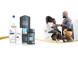 Dove Deep Moisture Nourishing Body Wash for Dry Skin   34 fl oz