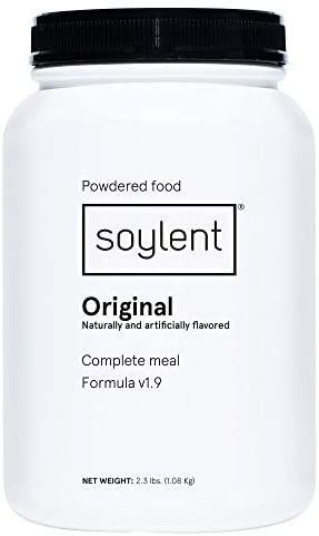 Soylent Original Complete Nutrition Plant based Protein Meal Replacement Powder  36 8 oz