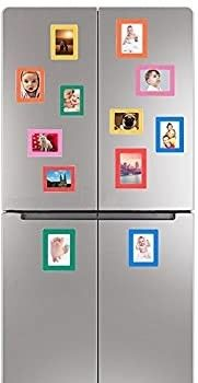 Magnetic Frames for Refrigerator or office 4 7x4 7  2pack