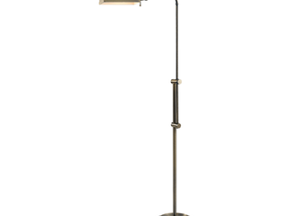 Denton Antique Brass Floor lamp