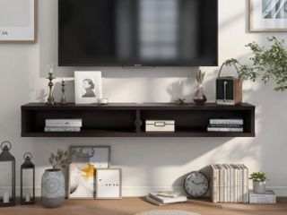 Carson Carrington Rydstorp Floating Wall mounted Media Console   Retail 149 00
