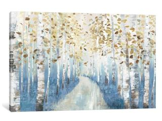 I Canvas New Path By Allison Pearce 26 inch x 40 inch