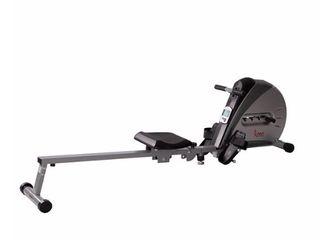 Sunny Health  amp  Fitness Elastic Cord Rowing Machine