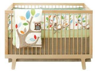 Cl Skip Hop 4 Piece Crib Bedding Set  Treetop Friends
