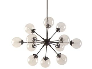 Carson Carrington Tova 12 light Sputnik Chandelier  Retail 277 99