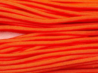 Elite First Aid Inc   550 Cord Military Style 100ft  Orange  Pack Of 5