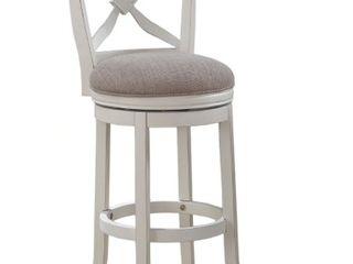 Casoria 34 inch Swivel Tall Bar Stool by Greyson living  Retail 245 99