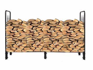 Firewood Holder Black