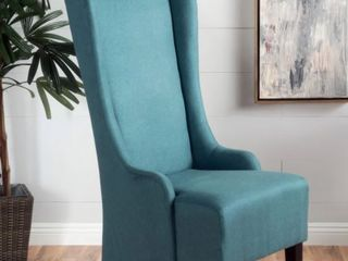 Callie High Back Fabric Dining Chair