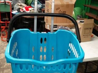 Bigger Go Cart Portable Basket