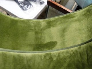 Pair of Green Bathroom Rugs