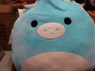 large Blue Squishmallow