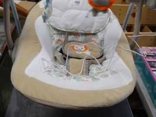 lion and Giraffe Baby Swing
