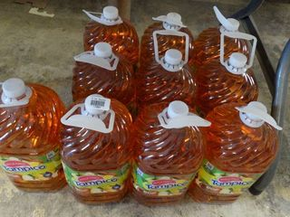 large lot of Tampico Apple Punch