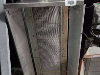 Hanging Gas Heater  Approx  3 3 Foot