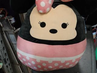 large Minnie Mouse Squishmallow