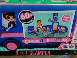 lOl OMG 4 in 1 Glamper