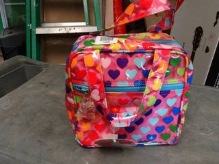 Colorful Travel Bag