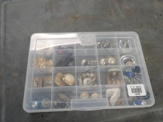 lot of Assorted Women s Earrings