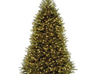 6ft dunhill fir tree with clear lights  Retail 189 99