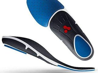 Protalus M100 Max Series Patented Stress Relief Replacement Shoe Inserts  Increase Comfort  Relieve Plantar Fasciitis  Anti Fatigue  Alignment Improving Shoe Insoles   for Women Size 5 5