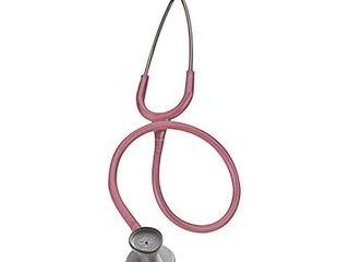 3M littmann lightweight II S E  Stethoscope  Pearl Pink Tube  28 Inch  2456