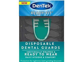 DenTek Ready Fit Disposable Dental Guards  16 Count