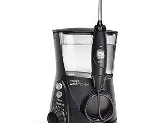 Waterpik WP 662 Water Flosser Electric Dental Countertop Professional Oral Irrigator For Teeth  Aquarius  Black