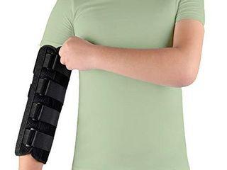 Elbow Splint Brace Ulnar Nerve Entrapment Cubital Tunnel for Sleeping Elbow Immobilizer Arm Brace Night Support for Pain Tennis Arthritis Elbow Restraint Wrap Arm Band  l