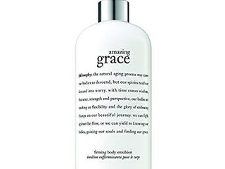 philosophy amazing grace firming body emulsion 16 oz  Multi  189607