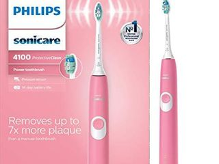 Philips Sonicare ProtectiveClean 4100 Rechargeable Electric Toothbrush   Deep Pink HX6815 01