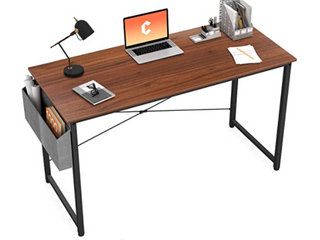 CUBIKER 40  COMPUTER DESK  WOOD FINISH