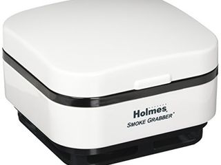 Holmes HAP75 UC2 Smoke Grabber  Air Purifier  White
