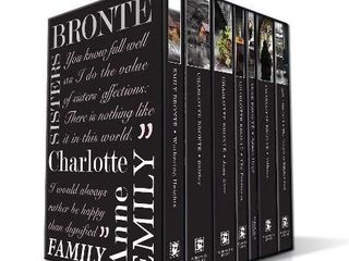 The Complete Bronte Collection  Wordsworth Box Sets