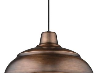 Millennium   RWHC17 NC   One light Pendant   R Series   Natural Copper