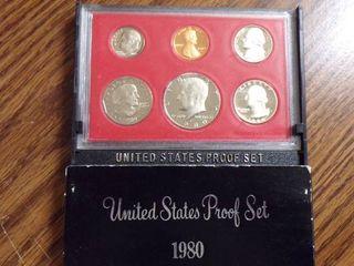 1980 PROOF SET