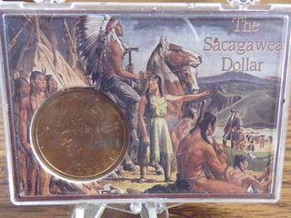 2000 P SACAGAWEA DOllAR